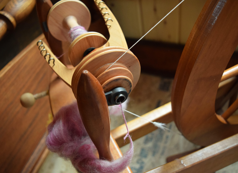 jenjoycedesign© spinning in September 2