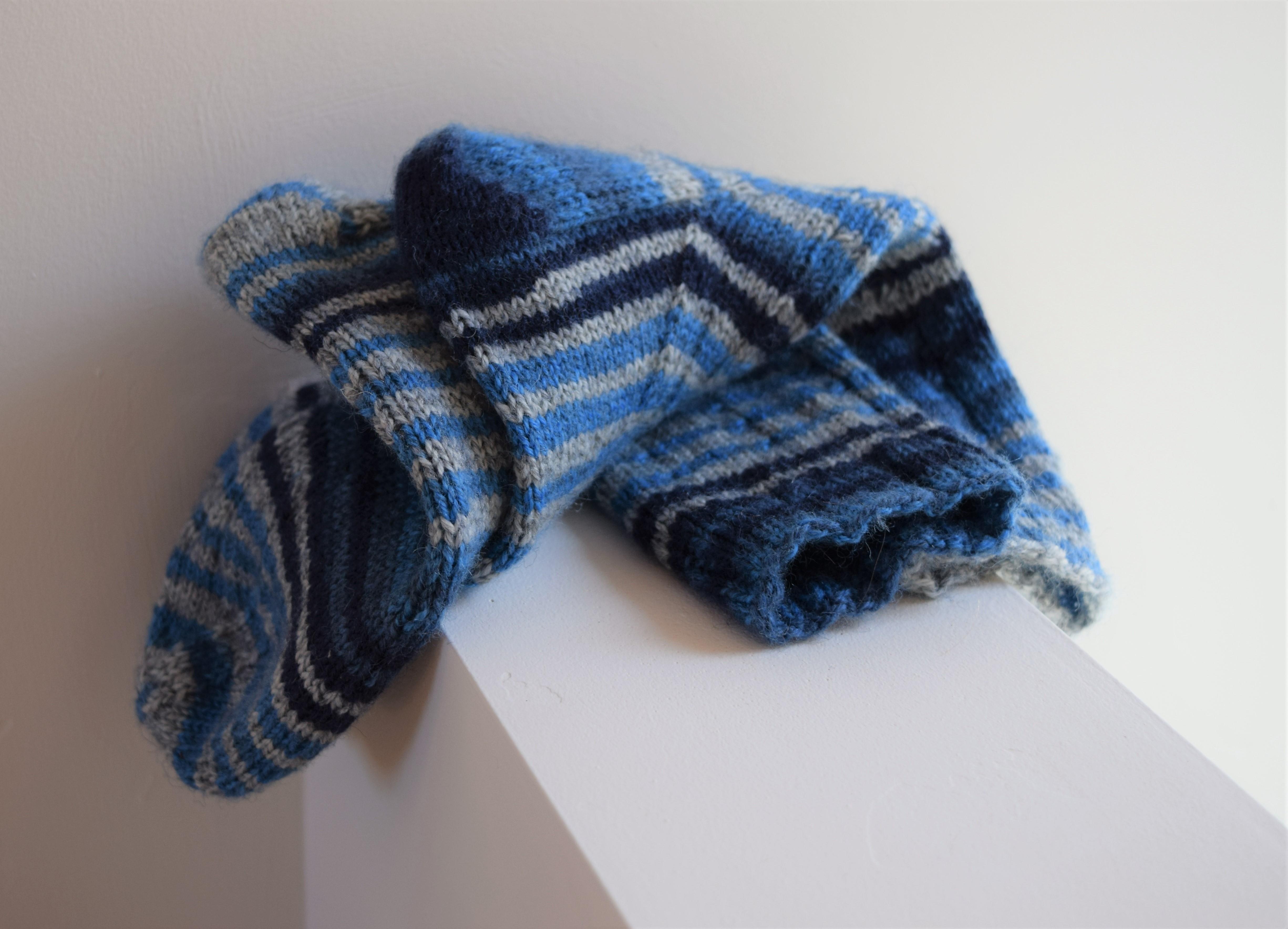 jenjoycedesign© Walking With Emma socks 1