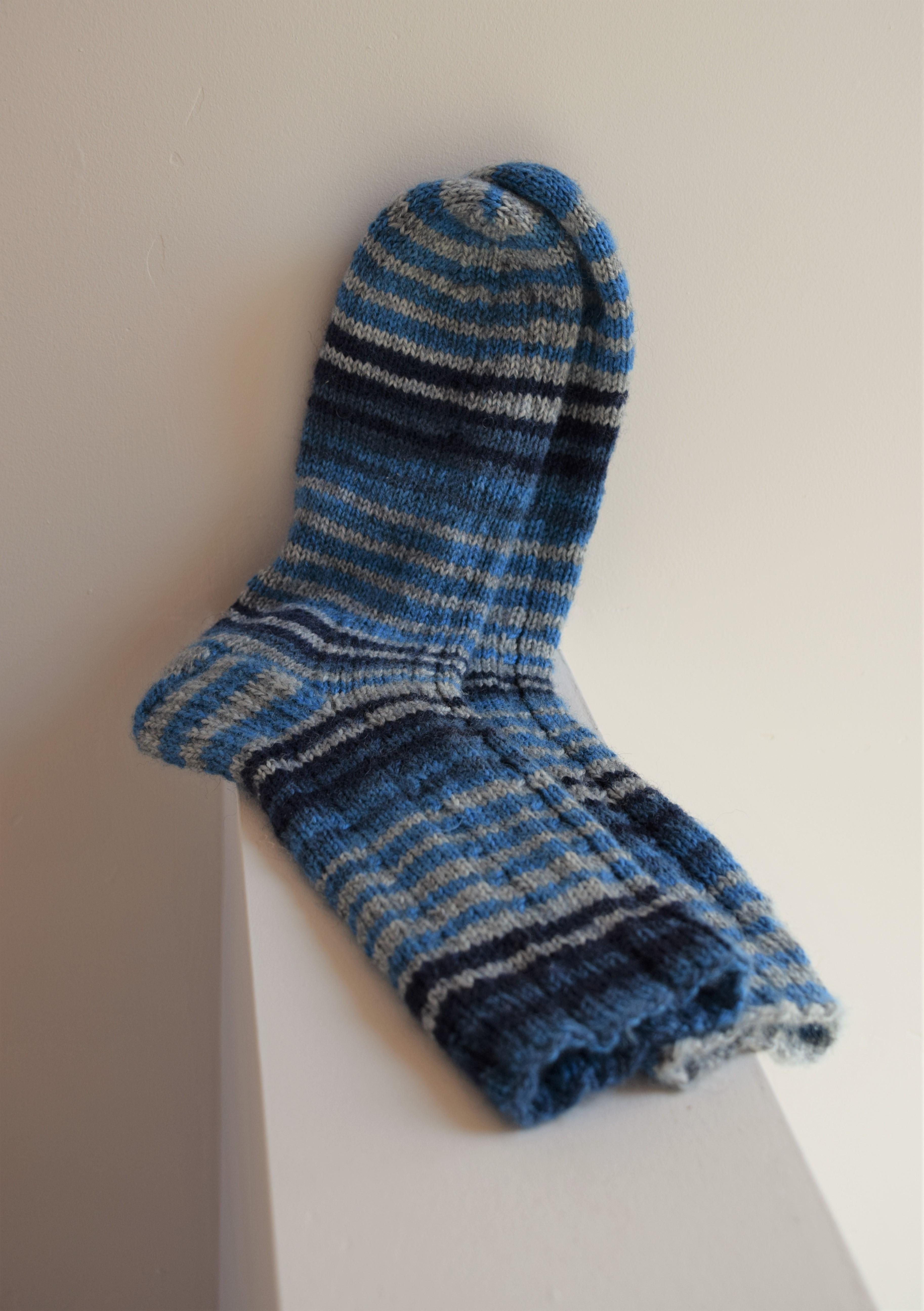 jenjoycedesign© Walking With Emma socks 6