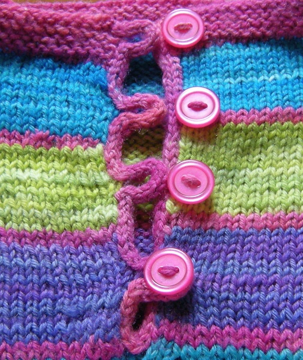 Karn Knits Finger Knitting Icord And Arm Knitting