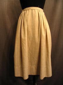 wool apron