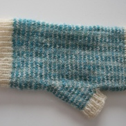 GDoran's Tartan & Tweed Fair Isle Mitts