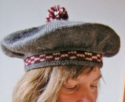 Balmoral Bonnet https://jenjoycedesign.wordpress.com/2013/04/09/a-balmoral-bonnet/