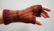 Jenjay's Tartan & Tweed Fair Isle Mitts