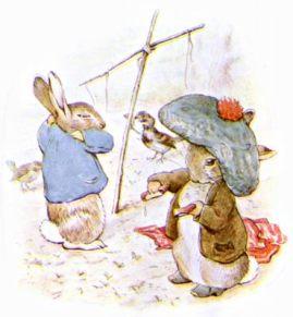 Benjamen Bunny Tam