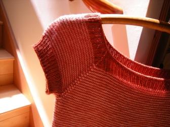 Pin-Striped Tee https://jenjoycedesign.wordpress.com/2013/05/04/a-well-mannered-sweater-tee/