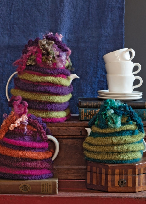 Wensleydale Tea Cozy