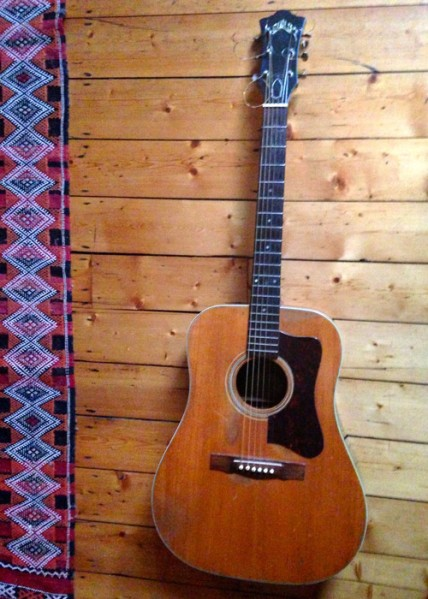 Jean's Guild Guitar