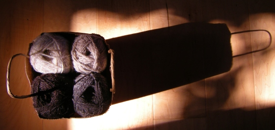 jenjoycedesign©Shetland-yarn-bag
