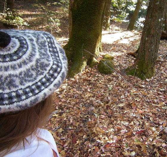 jenjoycedesign©tam in woods