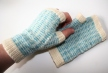 Gdoran's Tartan & Tweed fingerless mitts