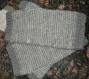 janecollege's pin-striped fingerless mitts