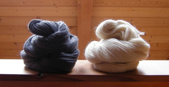 jenjoycedesign©Oropa 1ply yarn