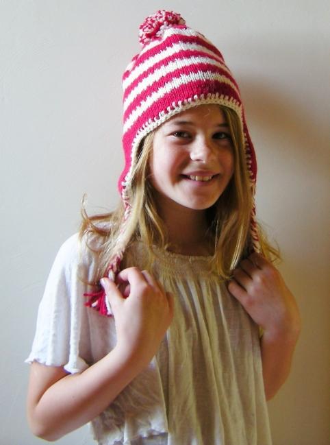 jenjoycedesign©Lizzi's hat
