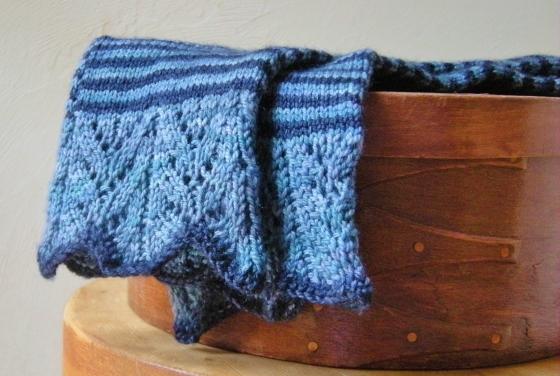 jenjoycedesign©finished camp socks