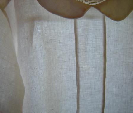 jenjoycedesign©linen shirt makeover