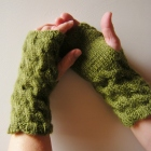 jenjoycedesign©Altitude Twists Mitts !