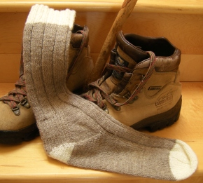jenjoycedesign© Wild Wool Country Sock