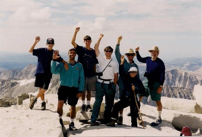 Mt Whitney 2001