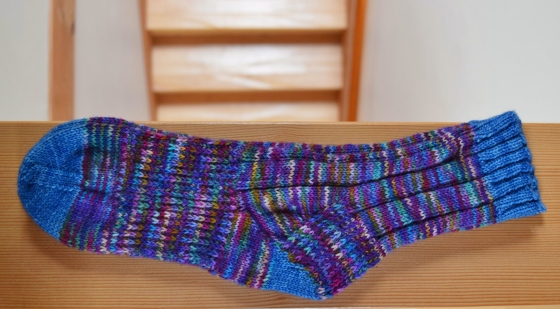 jenjoycedesign© Wild Wool Country Socks with Ripples Crafts Sock Yarn