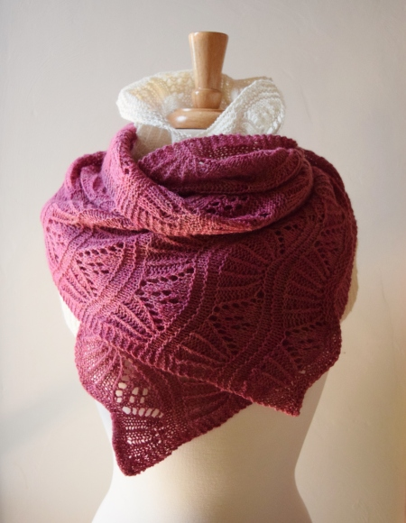 jenjoycedesign© small stole & cowl together 2
