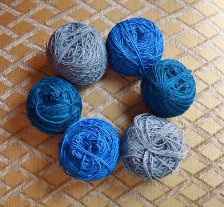 jenjoycedesign© sock yarn