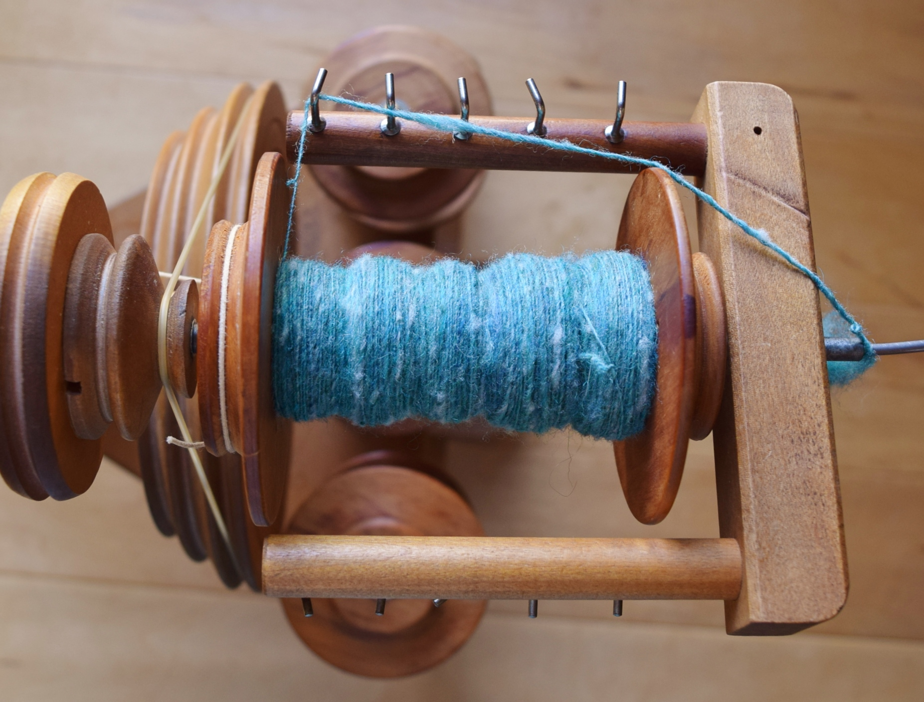 jenjoycedesign© spinning tweed