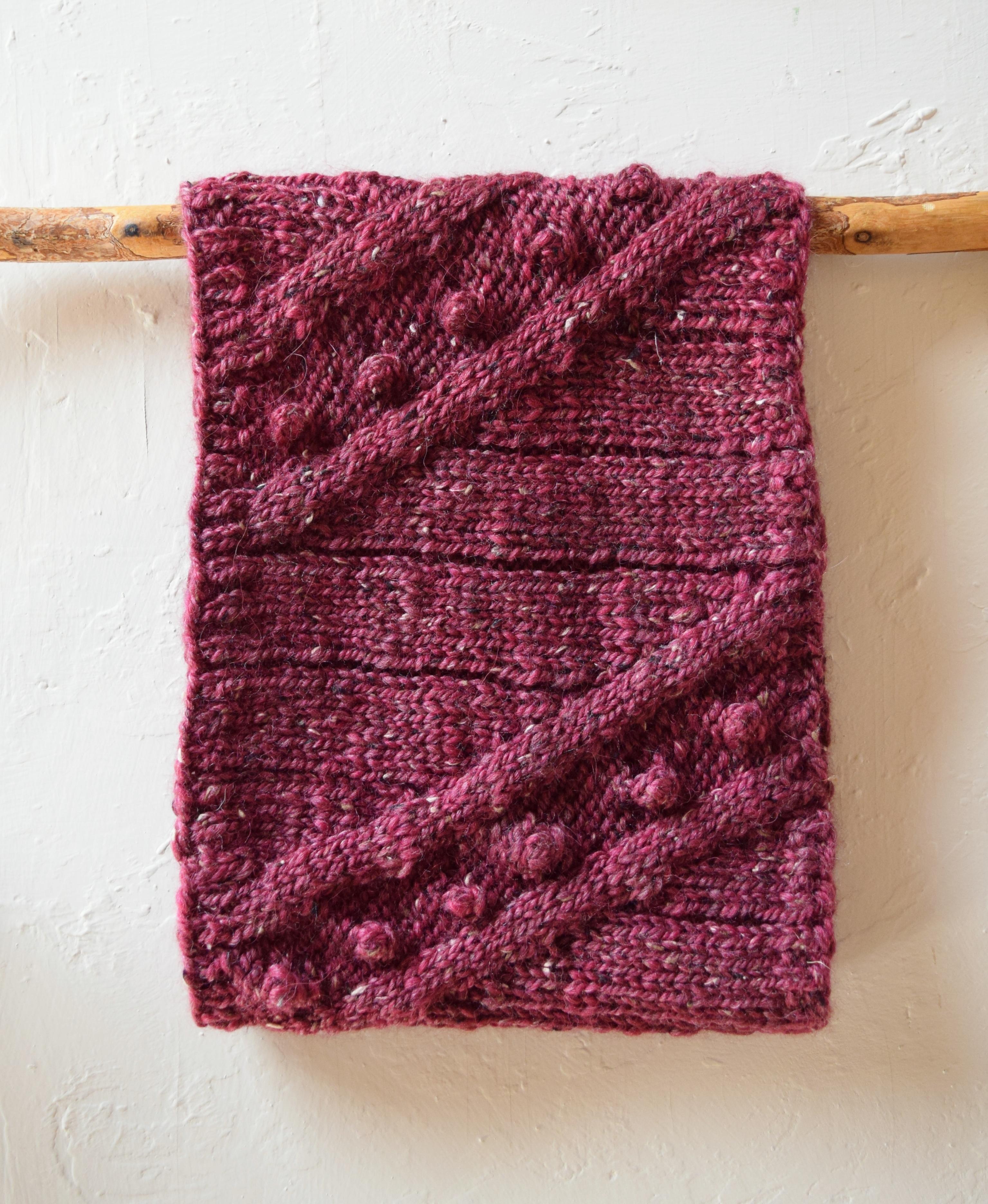 jenjoycedesign© Whorl'd Piece in Inca Tweed