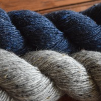 Yarn Tasting: An Irish Tweed