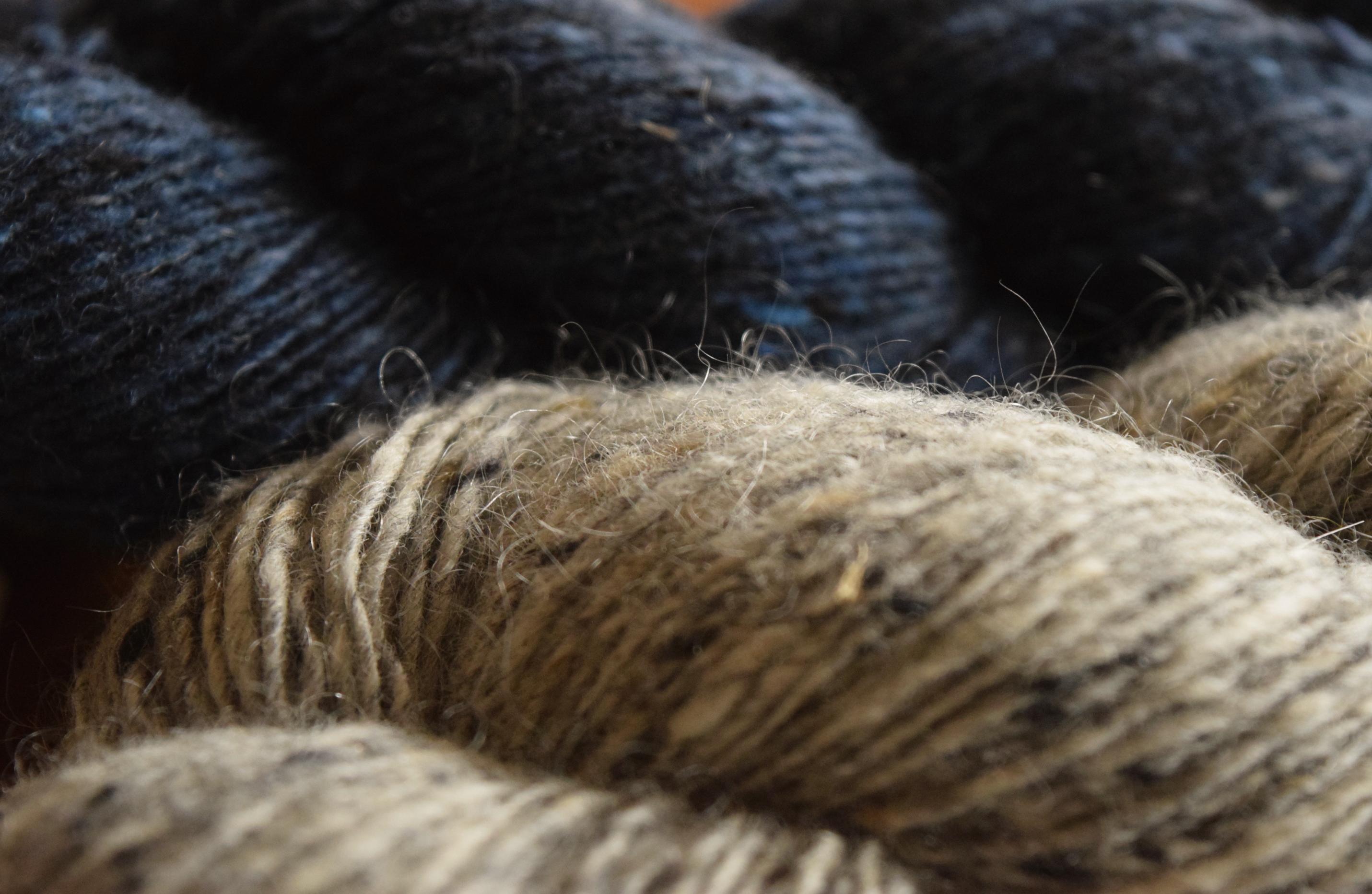jenjoycedesign© Isager Irish Tweed
