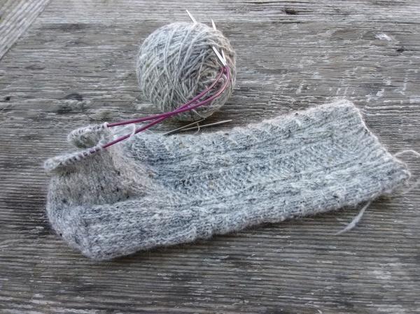 jenjoycedesign© tweed socks