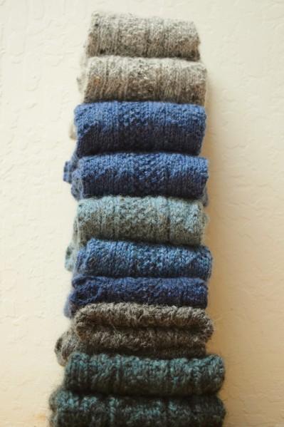 jenjoycedesign© stack of socks