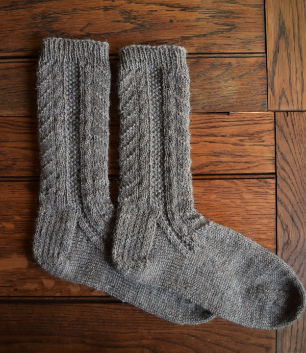 jenjoycedesign© Kroy St Andrews Socks 1