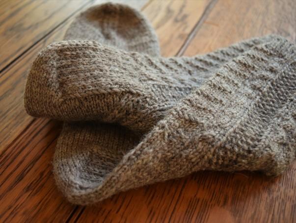 jenjoycedesign© Kroy St Andrews Socks 5