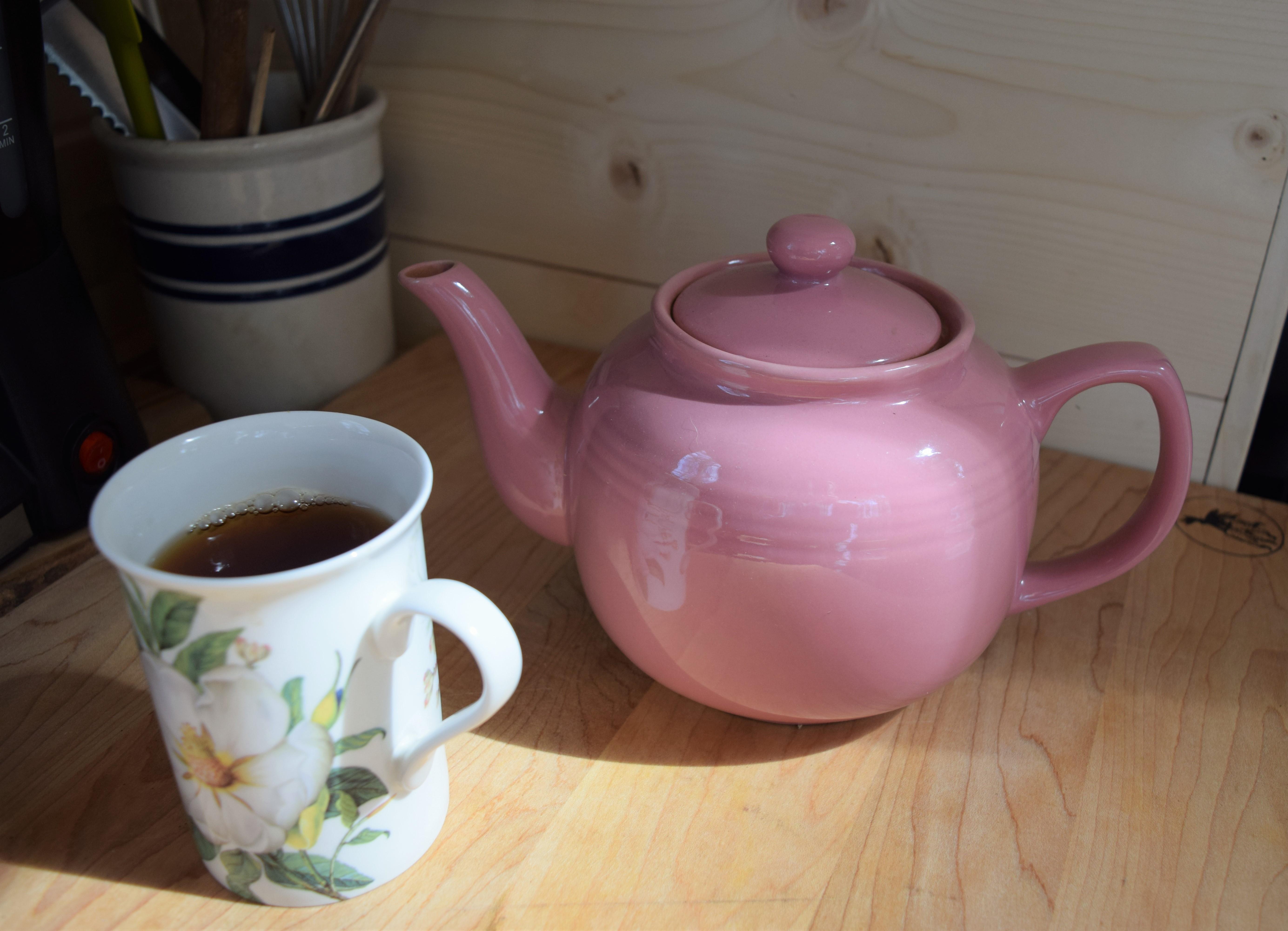 Jens tea pot