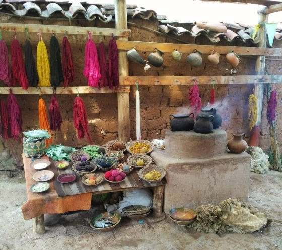 natural dyed yarn in Peru.jpg