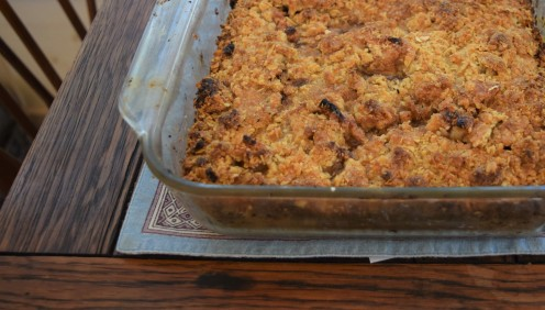 jenjoycedesign© apple crumble