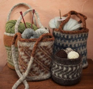 jenjoycedesign© Maiya' Kma bags & baskets