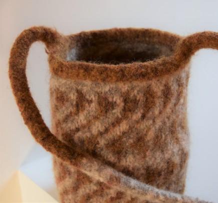 jenjoycedesign© felted knitting bag 7