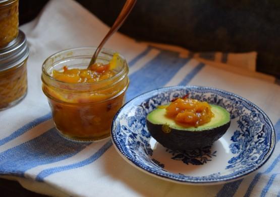 jenjoycedesign© jens mango chutney 2