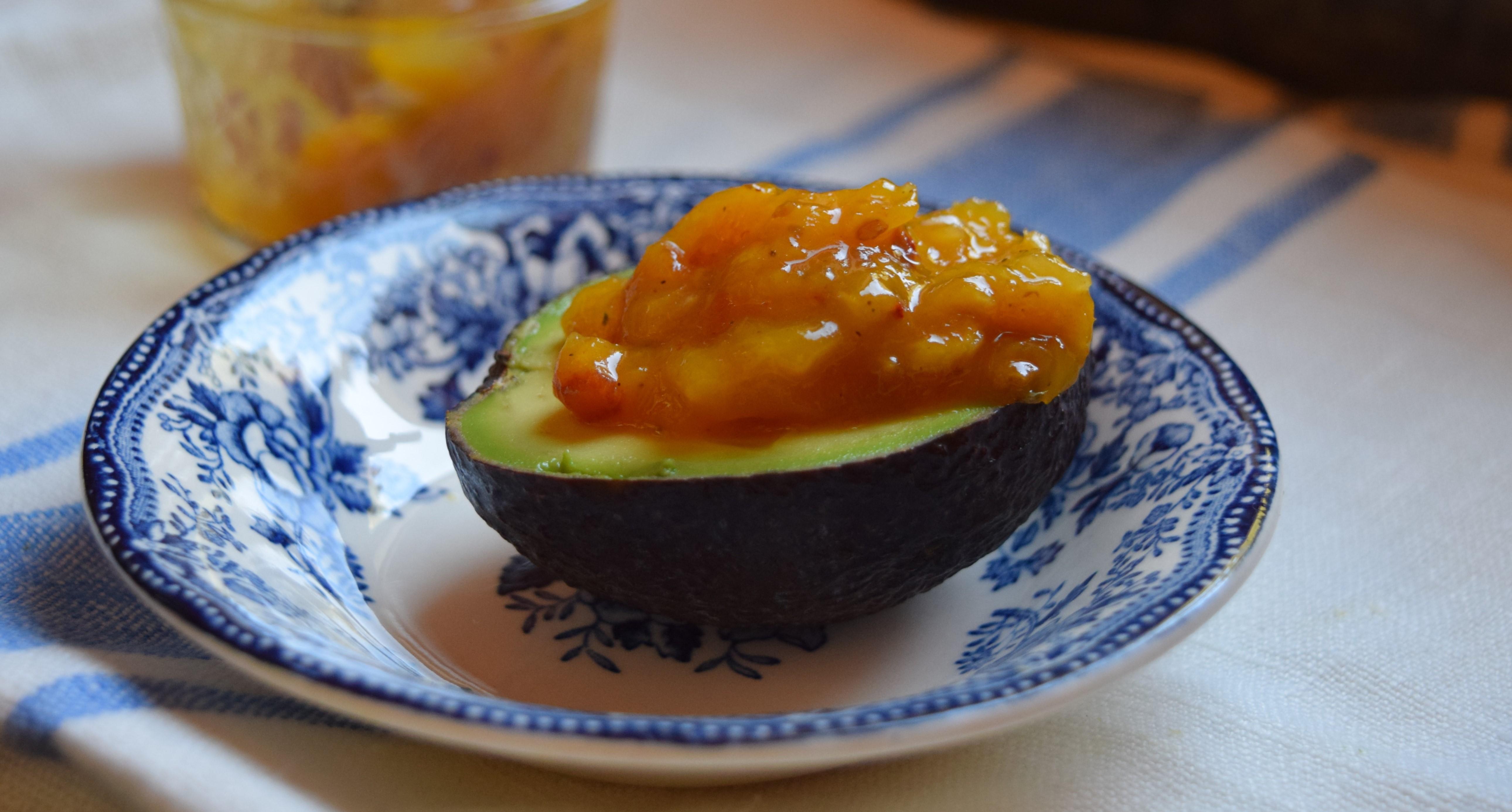 jenjoycedesign© jens mango chutney