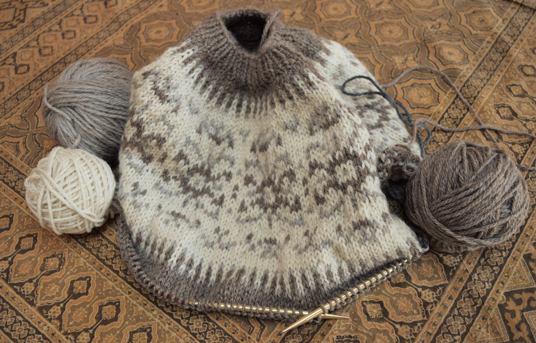 jenjoycedesign© Sol Inca in Simply Wool