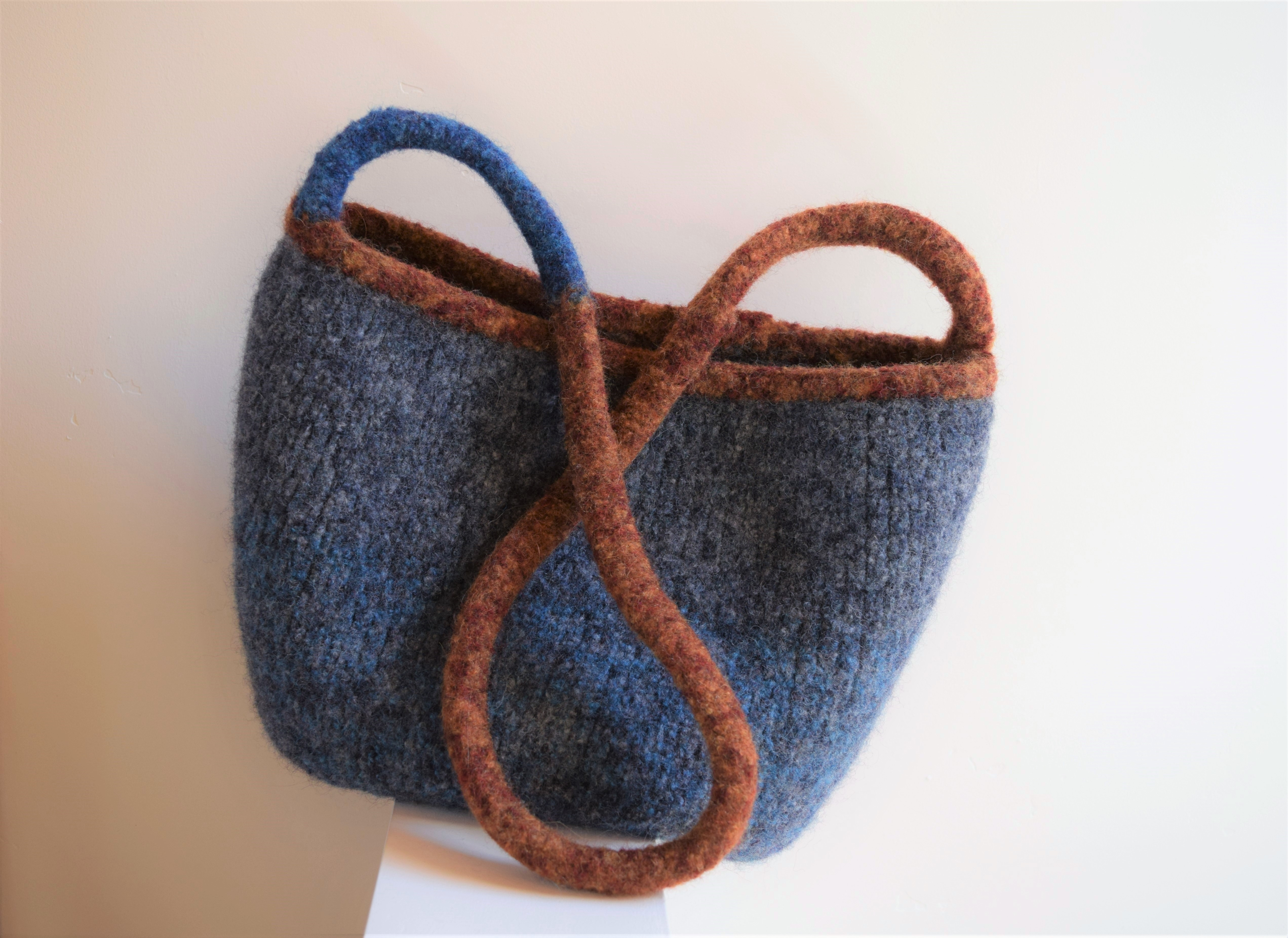 jenjoycedesign© felted Maiya'kma large bag 2